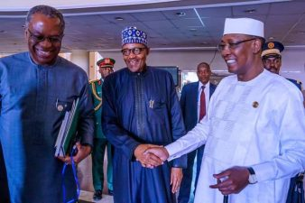 AU Submit: Security gets boost as Presidents Buhari, Mbasogo, Ethiopian PMSouth African Leader, others inaugurate CISSA headquarters in Addis Ababa