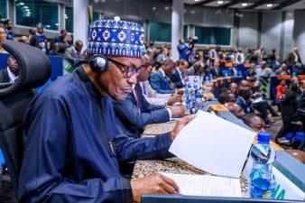 ECOWAS mobilising own resources to combat terrorism – Buhari