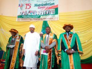 "Crescent Varsity admits 494, as Proprietor underscores ""Academic Plus"" at 15th matriculation"