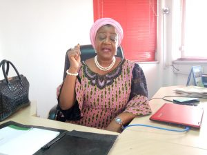 Stop being guided by fake news, feed only on facts, Lauretta Onochie advises Col. Umar