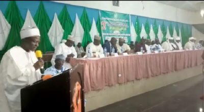 Sultan Sa'ad Abubakar eulogized as epitome of tolerance, national unity, as Governor Lalong hosts, lauds DCCN summit in Jos