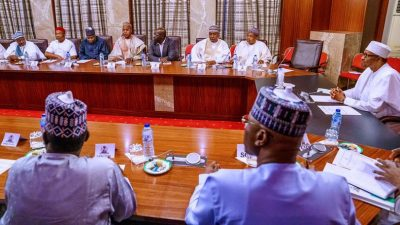 APC postpones NEC meeting, as Buhari meets party's governors