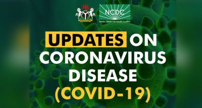 Nigeria's Coronavirus cases rises to 139 as NCDC confirms 4 new cases Tuesday