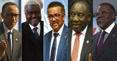 Africa defends WHO, its head Tedros amid attacks by Trump