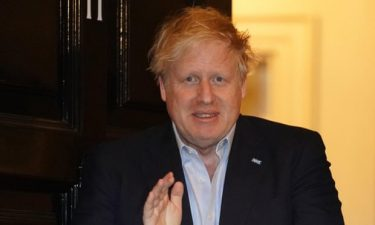 COVID-19: President Buhari felicitates with UK's Boris Johnson on discharge from hospital