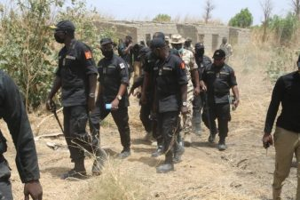 Boko Haram: Nigeria's Army Chief, Gen Buratai, relocates to nation's North East
