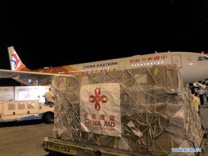 China sends more medical aid to Sri Lanka amid COVID-19 pandemic