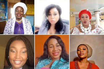 """Nigeria's Presidency celebrates ex-Lagos headteacher, Moyosore Adetunji, Okolo Oteri Eme, other """"Women who love PMB"""""""