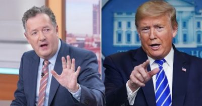 Piers Morgan ends 15-year Friendship with US President Trump with an Open brutal Letter