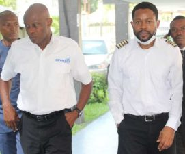 Caverton helicopters pilots granted bail