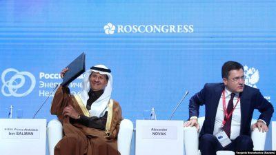 Amidst Coronavirus debacle, US President Trump threatens Saudi Arabia, Russia with imposed oil import tariffs