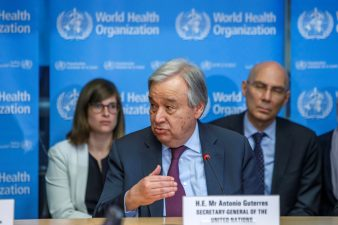 Updates: UN warns on hunger, as coronavirus cases top 2.5m