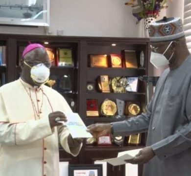 Boss-Mustapha-receives-the-offer-of-isolation-centers-from-the-Catholic-Church-450x415-1.jpg