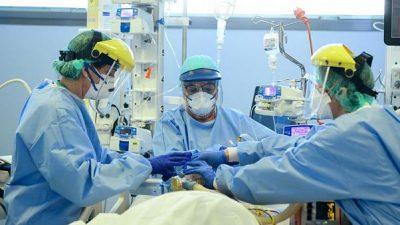US Coronavirus deaths hit over 106,000