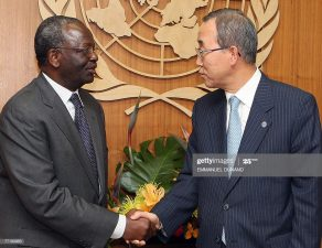 Gambari's appointment great asset to Nigeria, Africa, Former UN Secretary General, Ban Ki-Moon, says