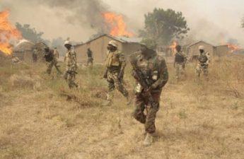 Militia leader, Gana, near his waterloo, narrowly escapes with gunshots' wounds, as Nigerian Army troops kill criminals in Benue, Nasarawa raids