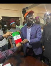 Edo State Governor, Godwin Obaseki, defects to PDP
