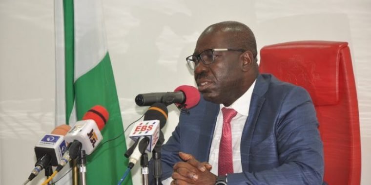 Obaseki assures of peaceful poll, charges Edo electorate to vote candidates of their choice