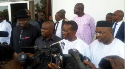 None of us is defecting to APC, PDP governors reply Yahaya Bello