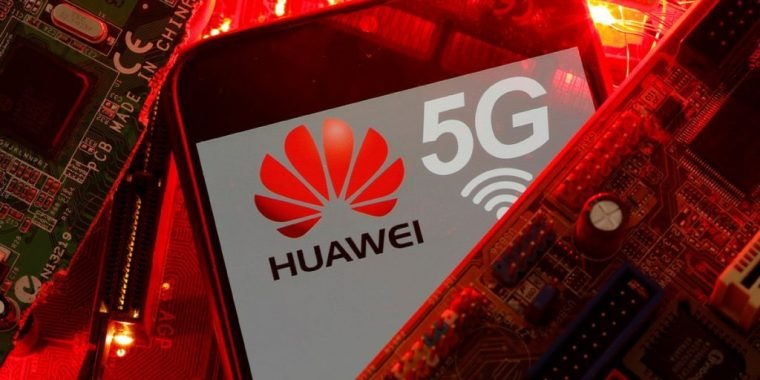 Huawei reassures UK over impact of US sanctions