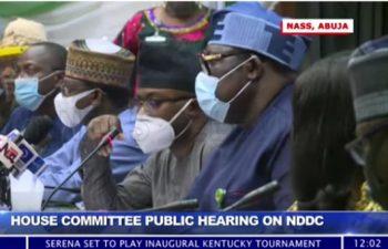 Kolawole Johnson gives critical testimony against NDDC officials, as Nunieh finally testifies via zoom