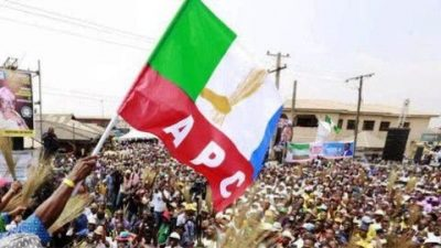 Edo Govt thanks Buhari 'for not showcasing corruption', as Presidency, governors shun Ize-Iyamu's campaign flag-off
