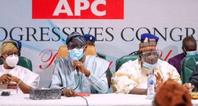 APC's candidate, Akeredolu, will win Ondo election by landslide, says Gov Sanwo-Olu