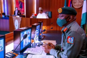 President Buhari, governors end meeting with calls for protection of civilian communities, improved intelligence-sharing
