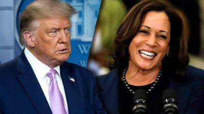 Why Kamala Harris may prove a risky target for Trump campaign