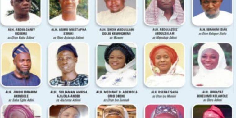 WAKE UP: As 15 Muslims get turbaned in Akure today