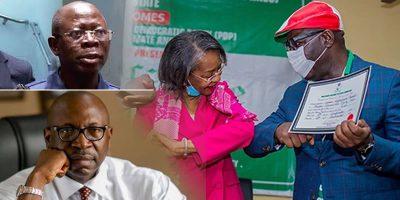 Obaseki to Oshiomhole, Ize-Iyamu: The fight is over