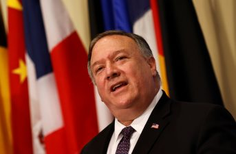 China, Europe must jointly stop Pompeo from damaging global stability