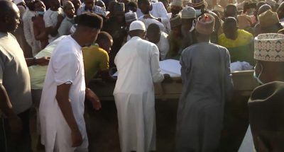 Balarabe Musa, late Kaduna ex-Gov, buried