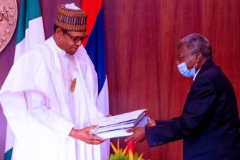 I want Nigeria to be counted among countries that do not tolerate but fight corruption – President Buhari