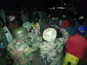 UPDATE: Islamiyyah sources say Nigerian Army troops, other security agents did well rescuing 80 fresh kidnapped students