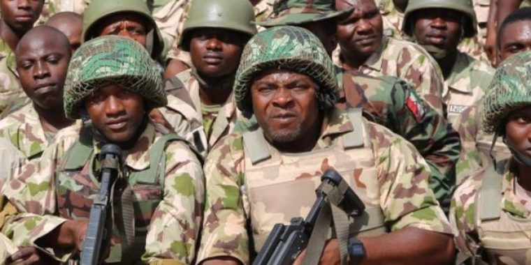 Report of 127 soldiers resigning from Nigerian Army is Fake News, Military sources tell The DEFENDER