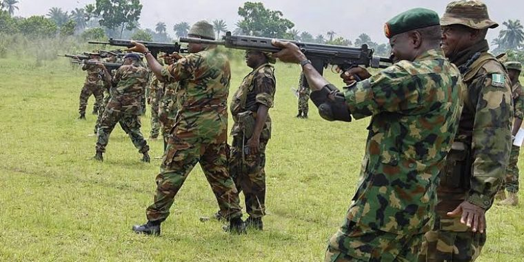 More Nigerians eager, willing to join Nigerian Army to fight Boko Haram – Investigation