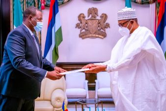 President Buhari thanks Chad for security back-up against Boko Haram/ISWAP