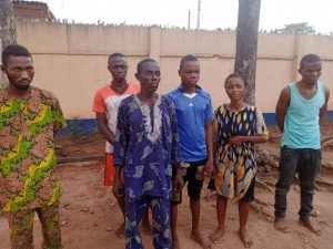 How Police arrest exposed 'Igbo' family of 7 as notorious kidnappers inside Yoruba bushes