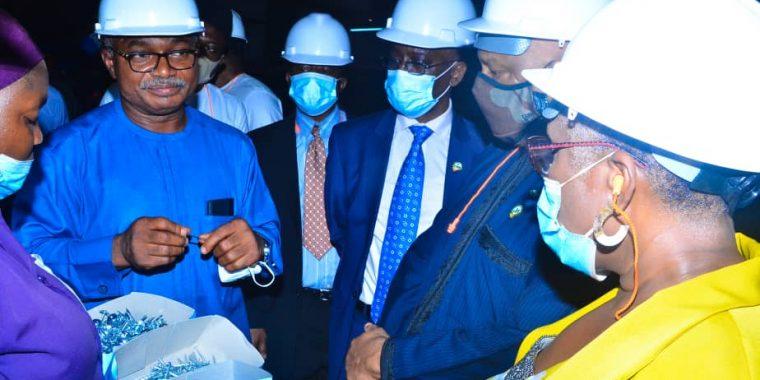 Your industrial drives fantastic, DG SON tells KAM CEO, Kamoru Yusuf