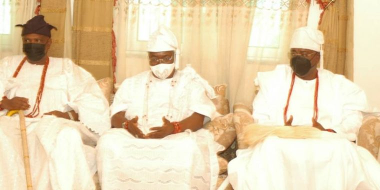 """NIGERIA: Case for industrial revolution as South West monarchs visit Sultan, say """"our population and diversity our strength"""""""