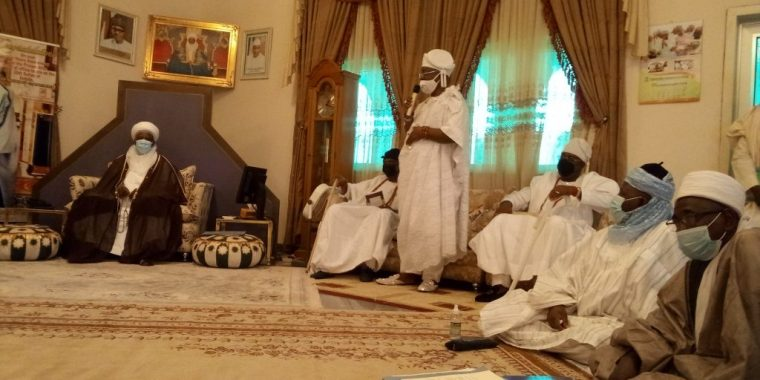 The Statement of Aiyede Kingdom on Attah, Alara, Atayero's visit to Sultan