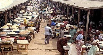 BREAKING: Nigeria's inflation rate drops to 18.12% in April