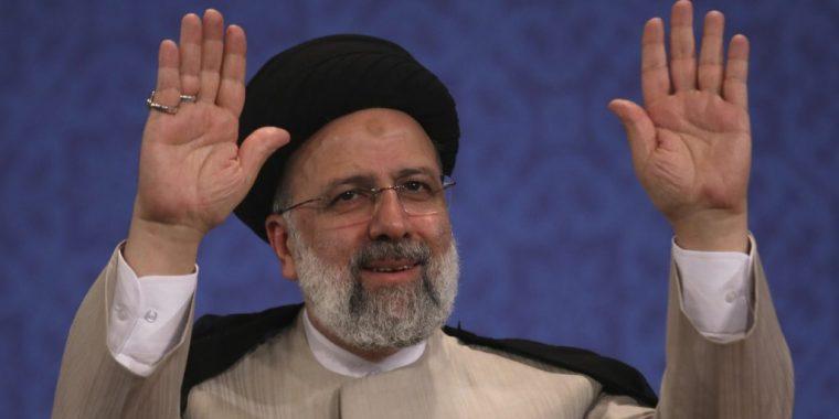 Ebrahim Raisi wins Iran's presidential election in landslide victory