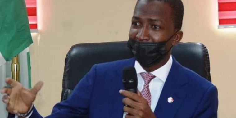 Any bank that allows itself to be used for fraud will be held liable, says EFCC Chair, Bawa
