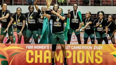 President Buhari congratulates D'Tigress 2021 Afrobasket champions